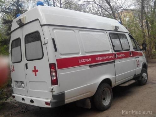 В Волжском районе водитель погрузчика задавил 20-летнего парня