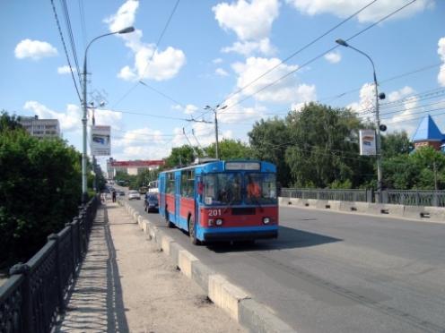 Реконструкция Центрального моста запланирована на 2014 год