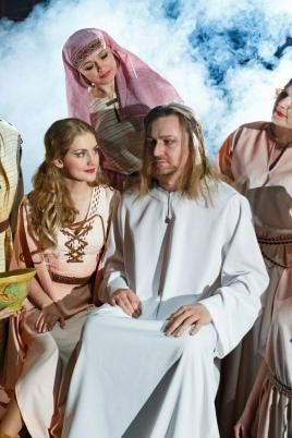 Иисус Христос-суперзвезда постер