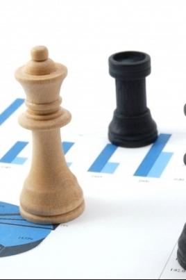Шахматный блиц-турнир постер