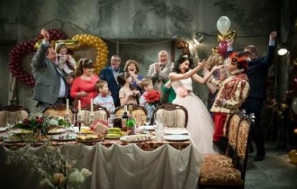 Новые серии сериала «Воронины» в эфире с 1 февраля в 20.00 на телеканале «СТС»
