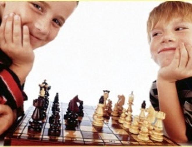 С октября в нашей школе будет работать воскресный шахматный клуб