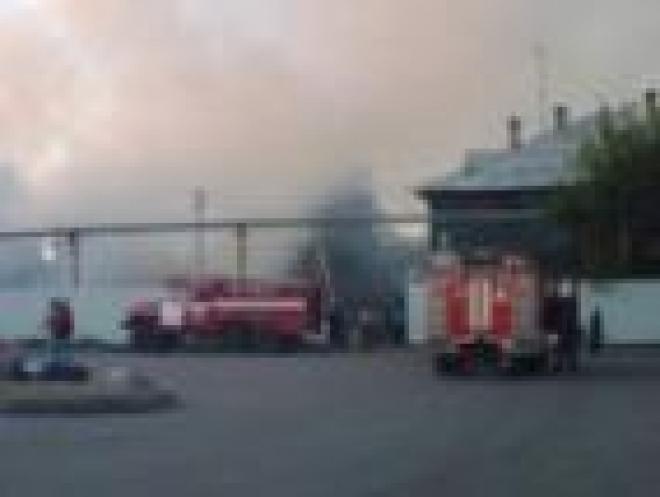 Йошкар-олинским пожарным ночью было не до сна