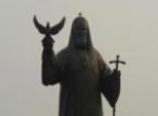 В Йошкар-Оле открыли памятник Святейшему Патриарху Алексию II