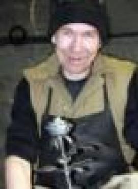 В ИК-3 Марий Эл отбывает срок лучший кузнец тюремного ведомства России