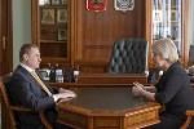 Лариса Яковлева посетила с рабочим визитом Марий Эл