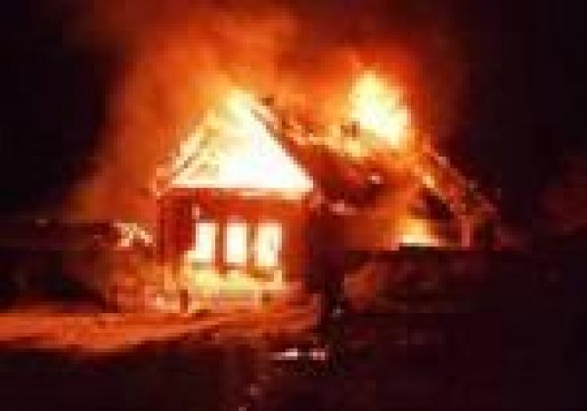 В Моркинском районе (Марий Эл) заживо сгорели 4 человека