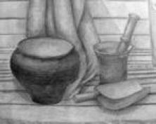 Именитые художники Марий Эл оценят карандашные наброски юных художников республики