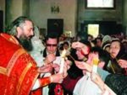 Жители Марий Эл вновь увидят огонь со Святой земли