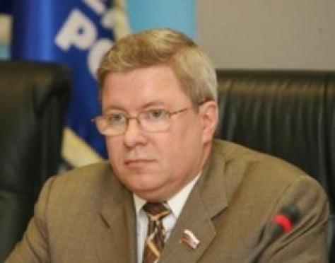Сенатор от Марий Эл Александр Торшин наделен полномочиями ИО председателя верхней палаты Совета Федерации