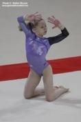 Юная гимнастка из Марий Эл привезла «золото» из Швейцарии