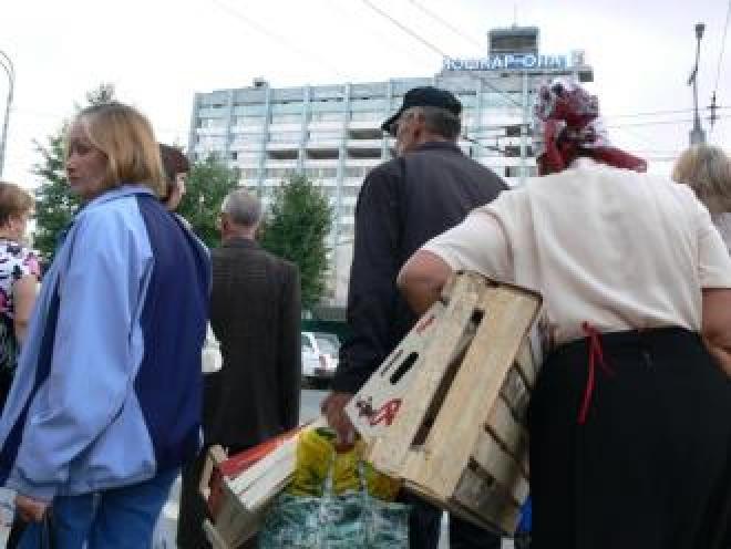 Чиновники Йошкар-Олы выступают за цивилизованную торговлю