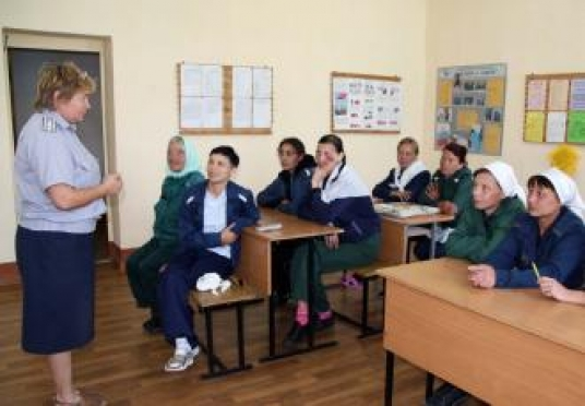 Женщины обживают режимную зону (Марий Эл)