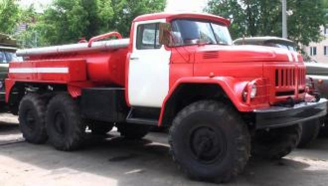 5 автомобилей пополнят ряды пожарной охраны Марий Эл