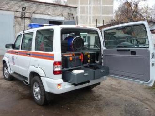Спасатели Марий Эл обзавелись мобильной лабораторией