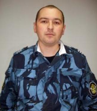 Младший инспектор йошкар-олинского СИЗО представлен к государственной награде - медали «За спасение погибавших»