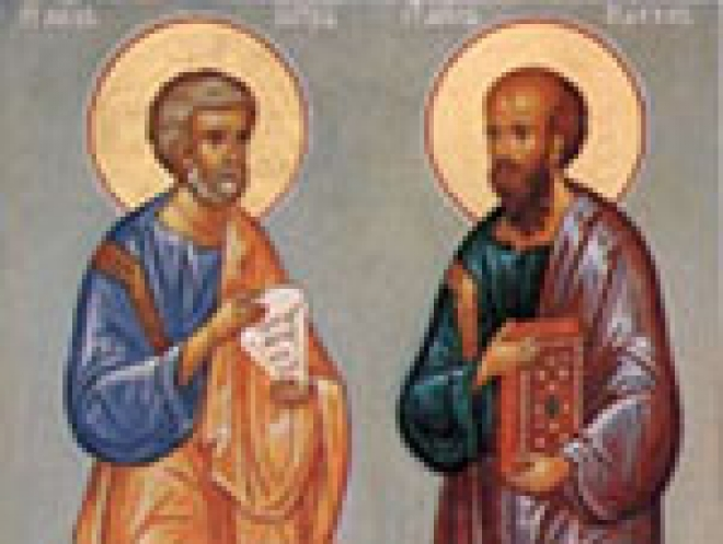 Сегодня православные Марий Эл отмечают день первоверховных апостолов Петра и Павла