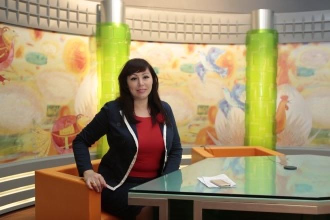 Образы Юрия Таныгина украсили новую студию ГТРК «Марий Эл»