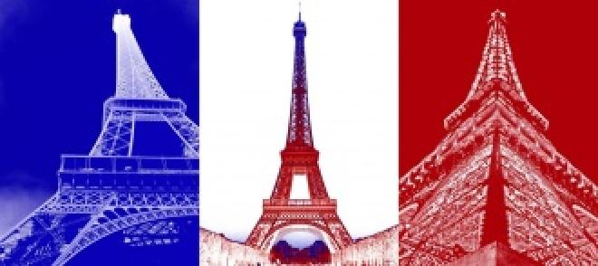 Теперь мы обучаем французскому языку!