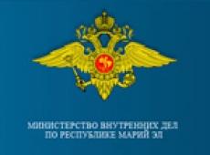 Милиция общественной безопасности ОВД по Медведевскому району Марий Эл отметила новоселье