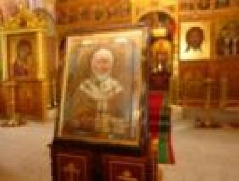 Икона святителя Николая перекроет движение в центре Йошкар-Олы