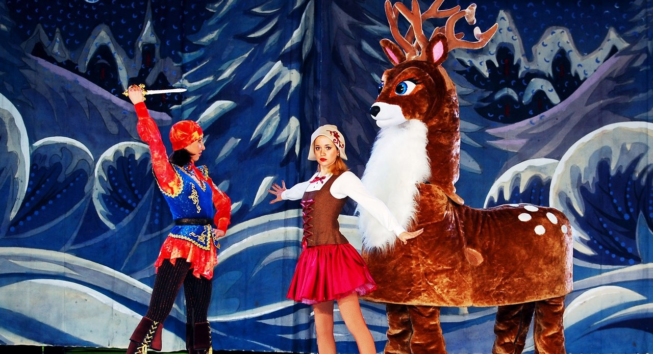 костюм герды из снежной королевы фото проще использовать