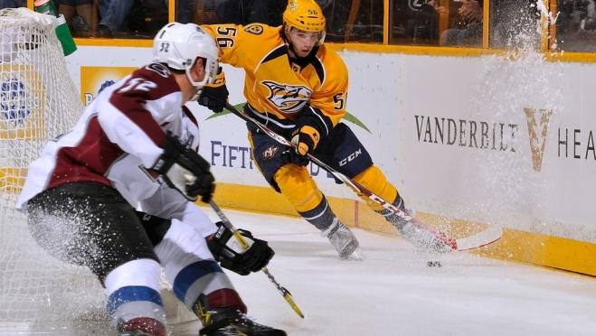 Серия плей-офф НХЛ: анализ четвёртого матча «Колорадо»-«Нэшвилл»