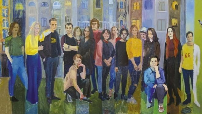 «Мы»: начинающие художники Йошкар-Олы делятся своим творчеством