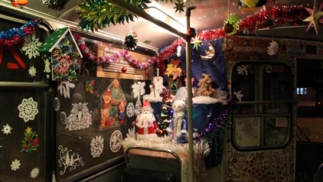 В первые дни нового года троллейбусы в Йошкар-Оле будут ходить дольше