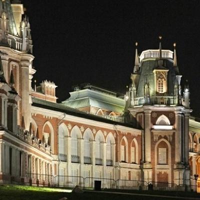 Музей-заповедник «Царицыно» в режиме онлайн