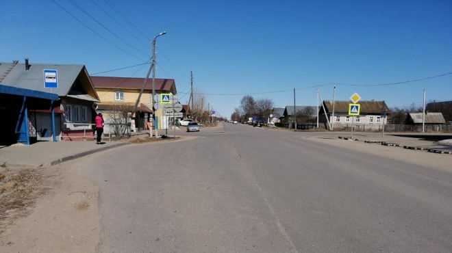 В деревне Данилово за сутки произошло 2 ДТП