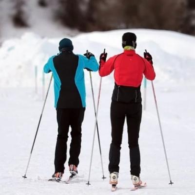 Региональный этап всероссийских соревнований по лыжным гонкам