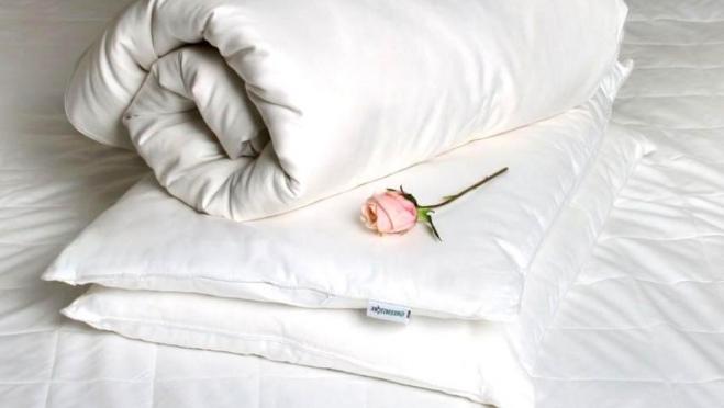 Наполнители одеял, матрасов и подушек