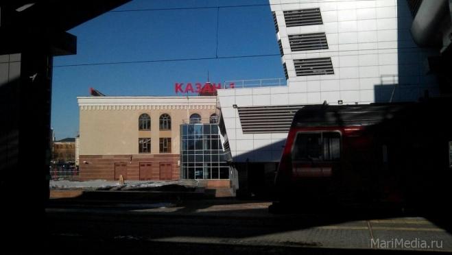 С 15 октября перестанут ходить электрички из Казани в Йошкар-Олу