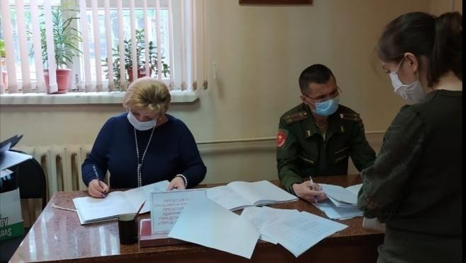 В Йошкар-Оле начали свою работу медицинские и призывные комиссии