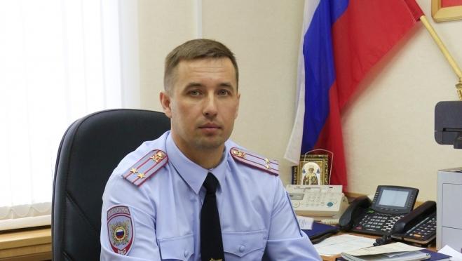 В ОМВД России по Моркинскому району – новый руководитель