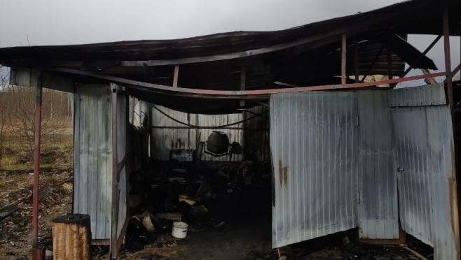 В Оршанском районе из-за замыкания сильно пострадало частное хозяйство
