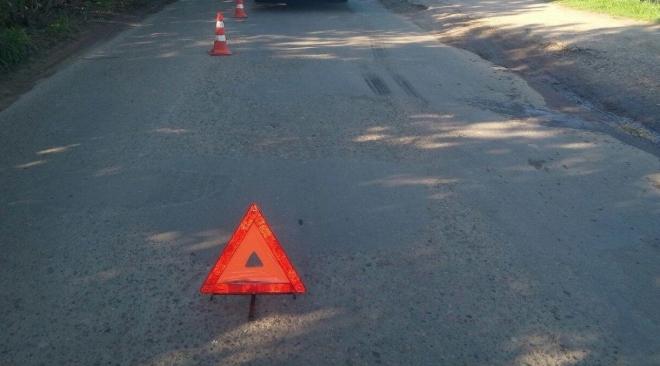 В селе Косолапово 5-летний мальчик выскочил под колёса машины
