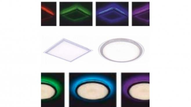 Поступление светодиодных управляемых светильников от  Moda Luma!