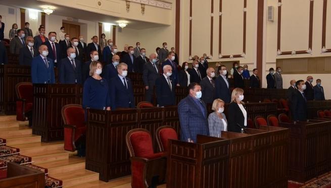 23 сентября на сессии Госсобрания Марий Эл рассмотрят 24 вопроса