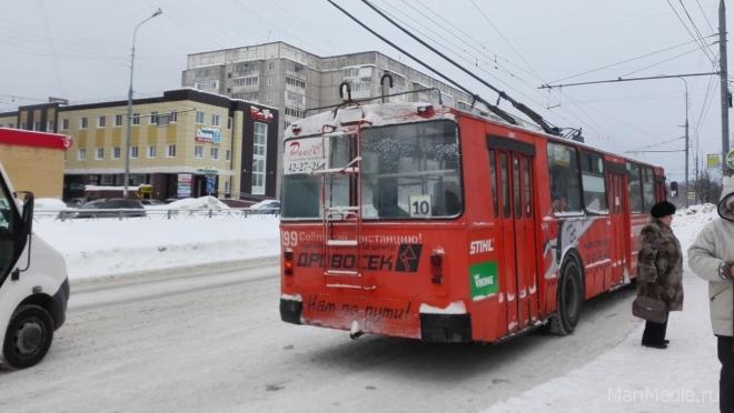 С 1 февраля проезд в троллейбусах будет стоить 19 рублей