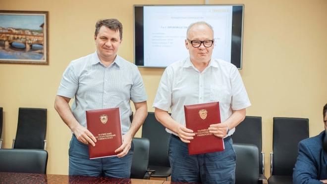 МарГУ подписал соглашения о сотрудничестве с Ната-Инфо и Технотехом