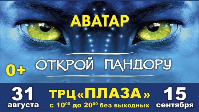 В Йошкар-Олу приезжает интерактивная выставка «Аватар. Открой Пандору»