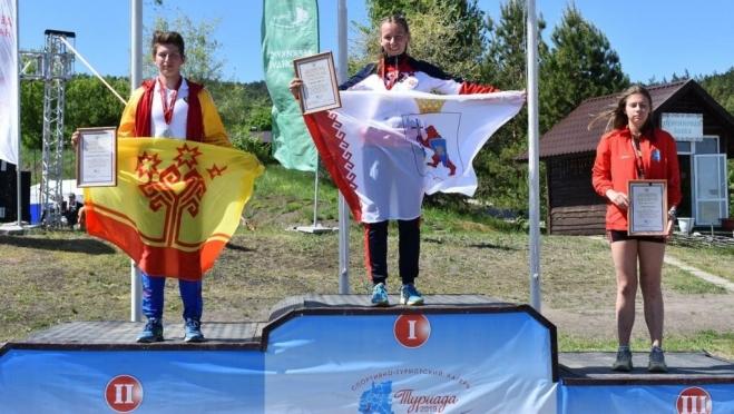 В Марий Эл чествуют призёров «Туриады-2019»