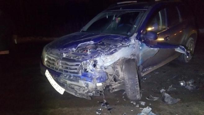 В Волжске иномарка протаранила две машины «ВАЗ»
