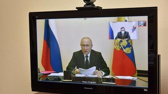 Владимир Путин проведёт сегодня рабочую встречу с Александром Евстифеевым