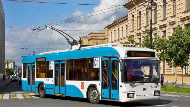 Осенью в Йошкар-Оле закурсируют 10 новых троллейбусов