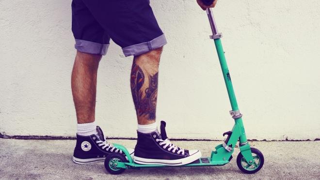 В ПДД может появиться новый термин «средства индивидуальной мобильности»