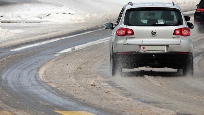 ГИБДД предупреждают водителей об ухудшении погодных условий