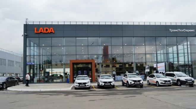 Автомобильная арифметика: LADA + ТТС = новый автосалон в Йошкар-Оле